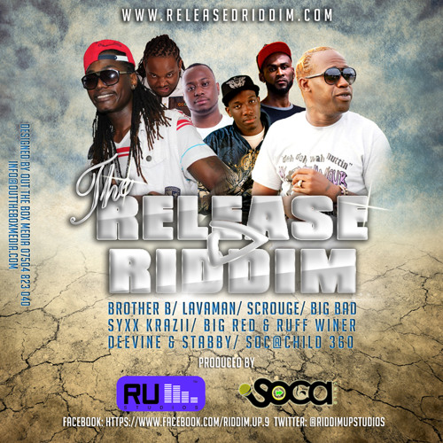Can't Stop Wey!! (Release D Riddim) - Riddim Up Studios Soca Child 360