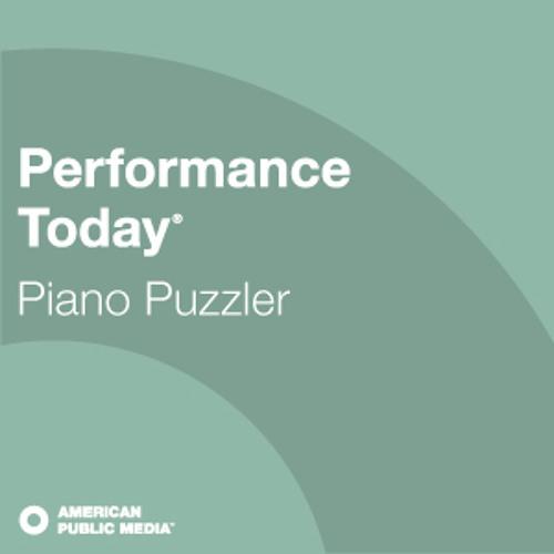 Piano Puzzler Contestant John Champion