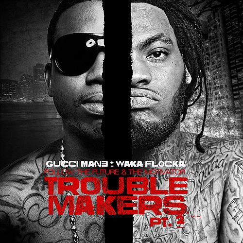 Waka Flocka Flame Gucci Mane Ferrari Boyz Pacman Dopeman Rmx By Rob The Dopeman