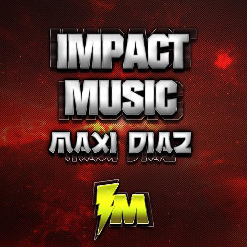 04 - A LAS 9 - Dj Maxi Diaz Impact Music - LA SENSACION DEL BARRIO