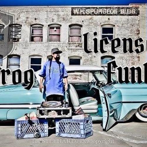 DJ.FROG LICENSE TO FUNK ll