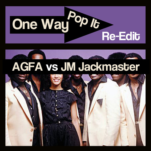 Pop It (AGFA vs JM Jackmaster Re-Edit)