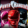 Montagem - Power Rangers