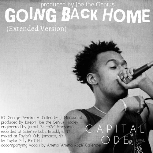 Going Back Home (Extended Version)[prod. by Joe Hadley]