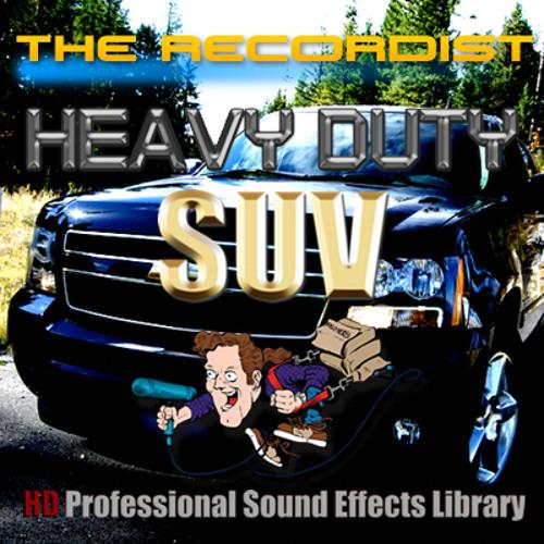 Heavy Duty SUV HD Pro SFX Library