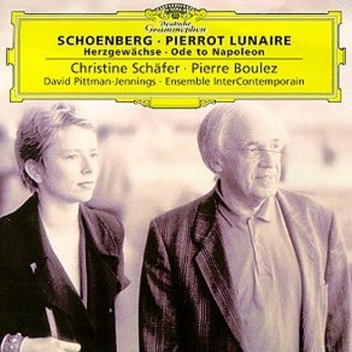 Arnold Schoenberg - Pierrot Lunaire