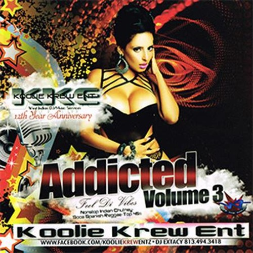 KKE - Addicted Vol.3 - Chat Pe Soya
