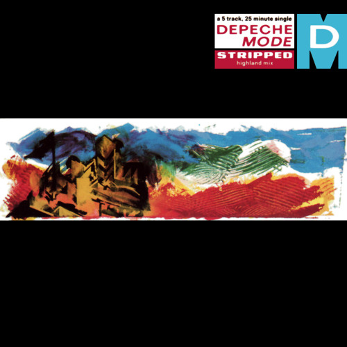 Depeche Mode - Stripped (Pourtex 2011 Remix)