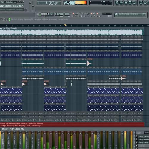 Galih95'OR - 2NE1 - Hate You (remix)