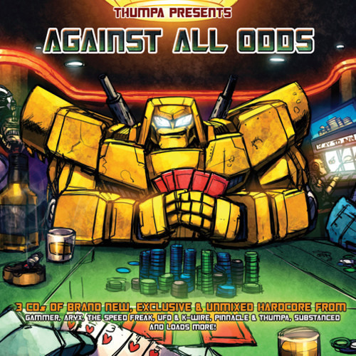 jD-KiD & DJ Corr - Carinae - Against All Odds 【3CD OUT JUNE 2013】