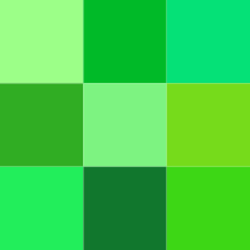 A Certain Shade of Green