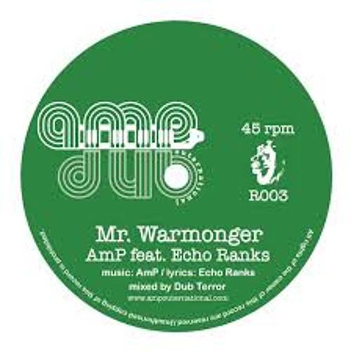 A.M.P. Outernational ft. Echo Ranks - Mr.Warmonger (Blend Mishkin Remix) CLIP