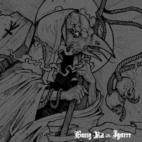 Bong Ra vs Igorrr - Tombs & Pallbearer (PRSPCT RVLT 004) Out July 22nd 2013!!!