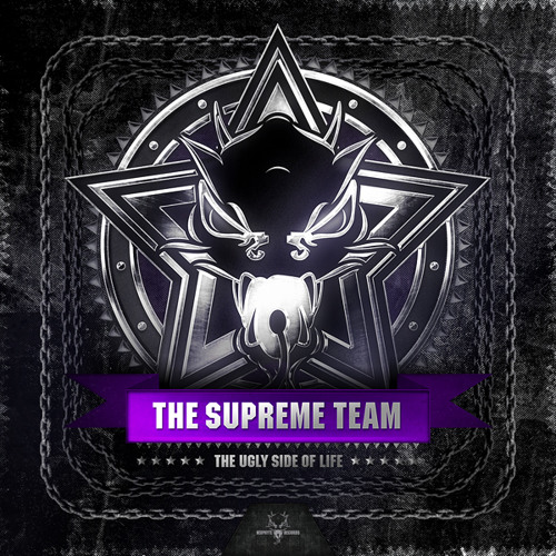 Supreme Team (Evil Activities, Tha Playah, Angerfist & Outblast) - Ugly Side Of Life (NEO060) (2011)