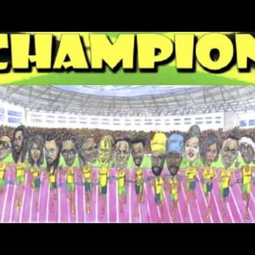 YELLOWMAN Ft. BOUNTY KILLER, SHABBA RANKS, TIGER, CAPLETON, SIZZLA & MORE - CHAMPION