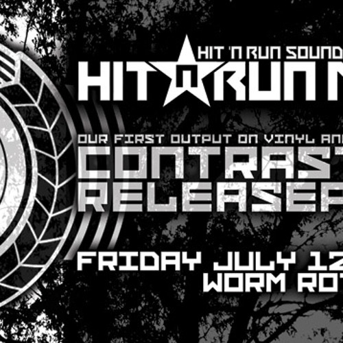 Manic @ Hit 'n Run Music 001 Release Party @ Worm, Rotterdam 2013
