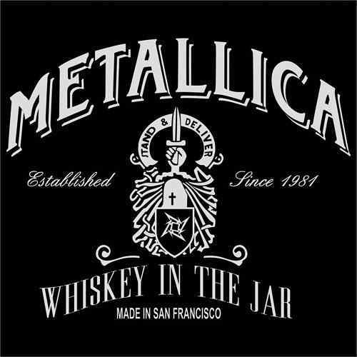 Metallica Whiskey In The Jar Lazytech Remix Electro By
