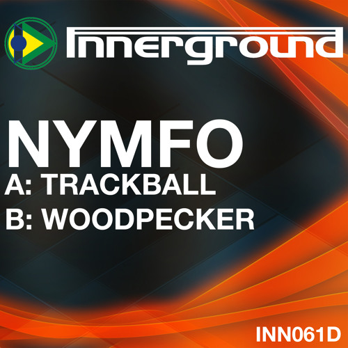 INN061D: Nymfo - Trackball / Woodpecker