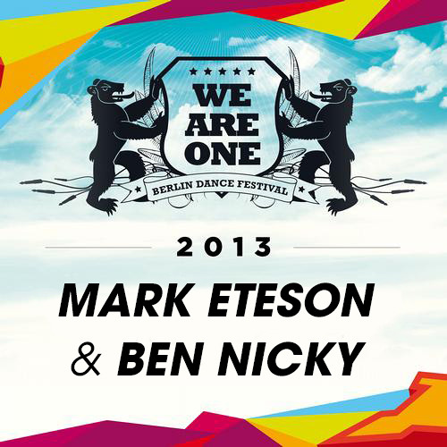Mark Eteson Live (We Are One b2b with Ben Nicky)