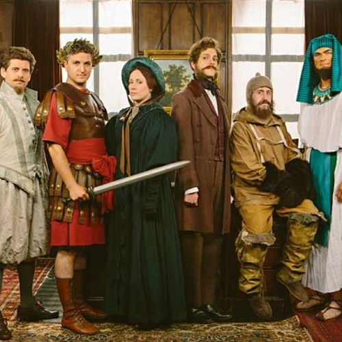 Horrible Histories - We're History - The Finale