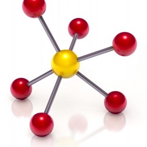 'Molecule III' by Ken Edwards