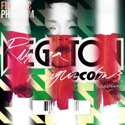 David Guetta & Rihanna vs. Filip Ilic - Right Phantom (Ernezt Mashup)