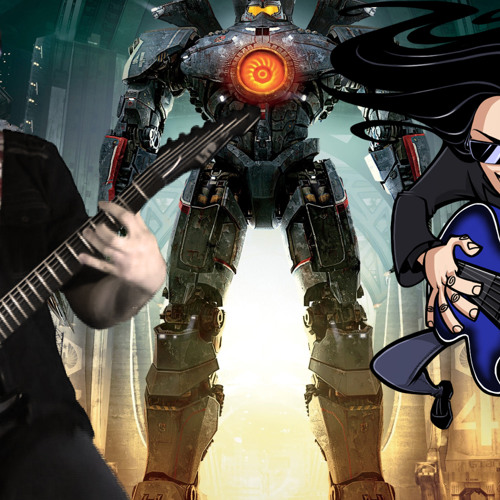 "Pacific Rim Theme ""Epic Rock Cover"