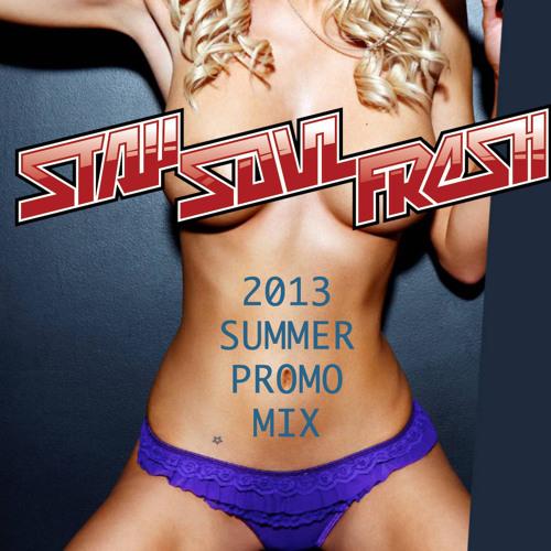 Summer 2013 Promo Mixtape AKA The Hot And Sweaty Summer 2013 Twerktape