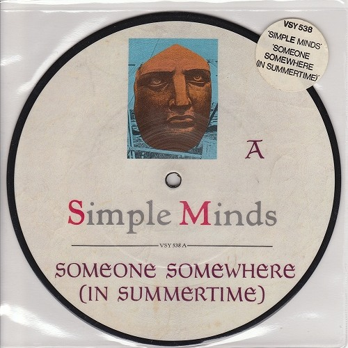 Simple Minds - Someone Somewhere in Summertime (Sun7 Edit)