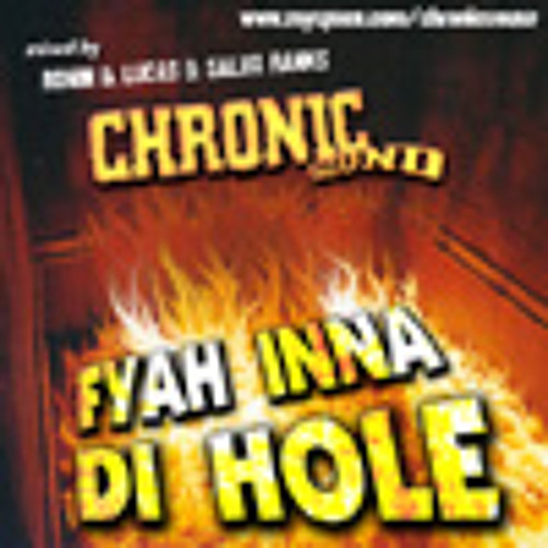 "2007 Chronic Sound Mixtape ""Fyah Inna Di Hole"""
