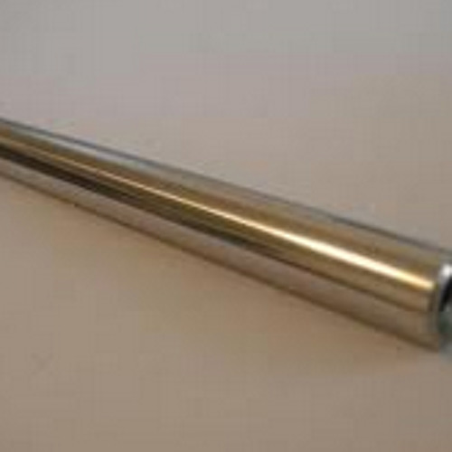 Graphite and steel shafts