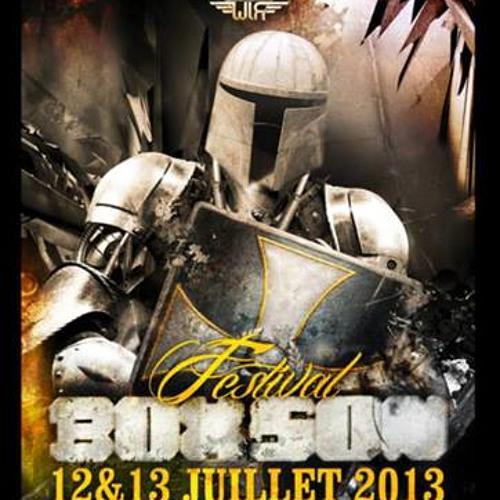 BTK Live Set @ BoxSon Festival, Paris - France (13.07.13)