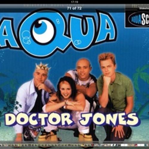 Dr Jones -aqua