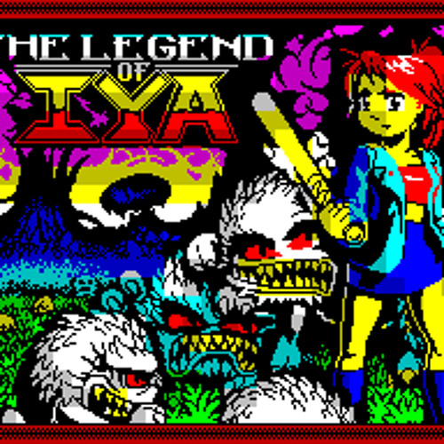 Legend Of Iya 2 (more punchy beat and faster)