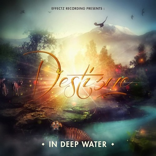 Desti3ne - In Deep Water EP - OUT NOW