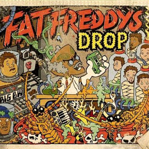 Fat Freddy's Drop - The Big BW (Zulu 122 Edit)