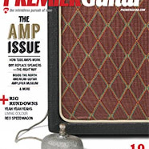 August '13 Premier Guitar Issue