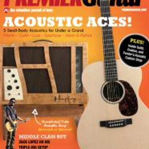July 2013 Premier Guitar Issue