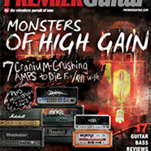 May 2013 Premier Guitar Issue