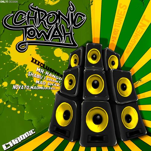 2009 Chronic Mixtape CHRONIC TOWAH