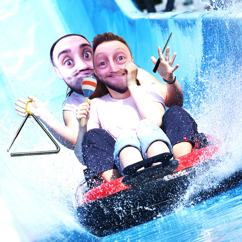 Boss Axis - Water Slide (Free Track)