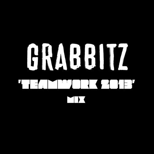 Grabbitz 'Teamwork 2013' Mix [FREE DL]