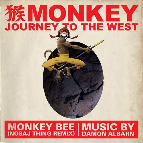 Damon Albarn: Monkey Bee (Nosaj Thing Remix)