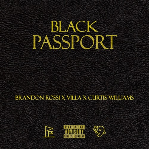 brandon rossi x villa - BLACK PASSPORT [ft. curtis williams]