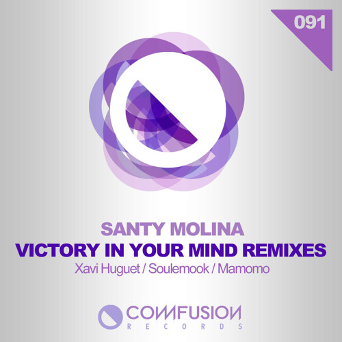 Santy Molina - Victory in your mind (Mamomo Remix) Teaser