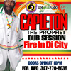 CAPLETON LIVE IN CONCERT FIRE IN THE CITY FULL CD