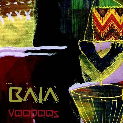 Baía Voodoo - 2011/2012 - arte grafica por Andrea May