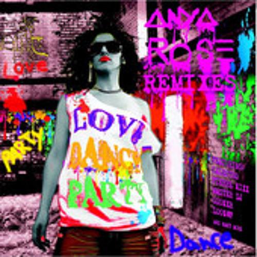 Anya Rose  - You Make Me Say (Look @ F Remix) - Teaser