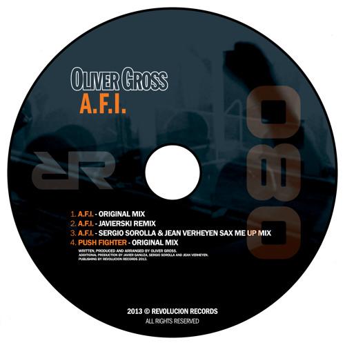 RR080: Oliver Gross - A.F.I. (Javierski Remix)