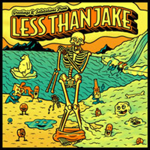 Less Than Jake - Done and Dusted